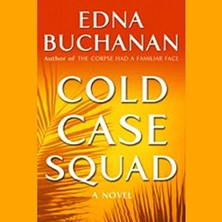 Cold Case Squad audiobook cover art