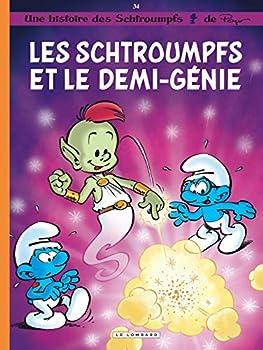 Les schtroumpfs et le demi-génie - Book #34 of the Les Schtroumpfs / The Smurfs