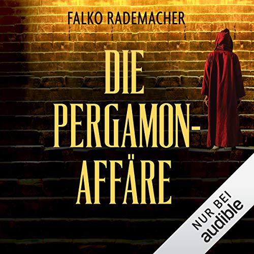 Die Pergamon-Affäre Titelbild
