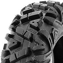 SunF A033 Power.I 24x8-12 ATV UTV Tire All-Terrain Off-Road, 6 Ply Tubeless