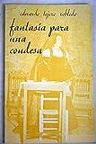 Fantasía para una condesa: auto dramático y musical