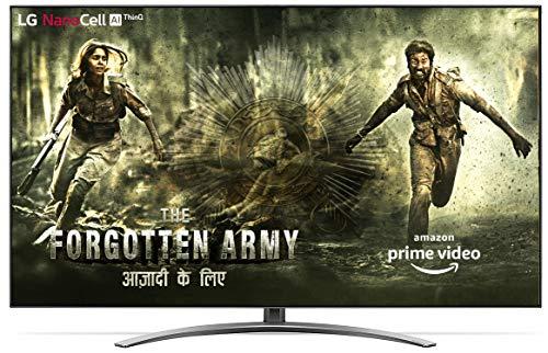 LG 139 cm (55 inches) 4K Ultra HD Smart NanoCell TV 55SM9000PTA...
