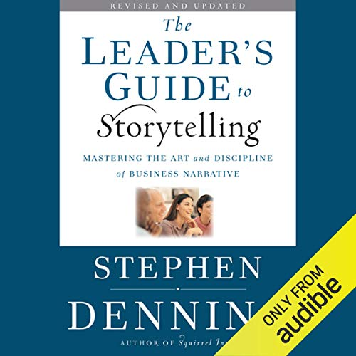 The Leader's Guide to Storytelling copertina
