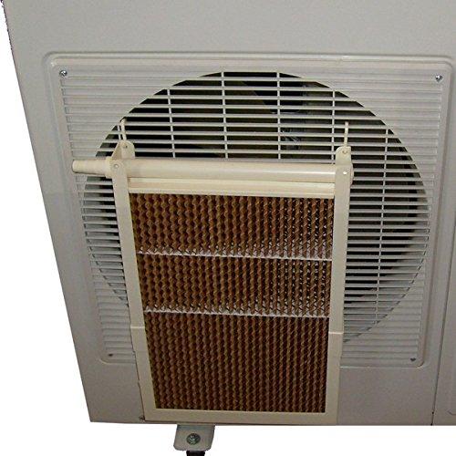 Dissipatore per l'eliminazione della condensa climatizzatore