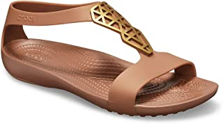 Crocs Women's Serena Embellish Sandal Flat