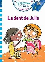 Sami Et Julie Cp Niveau 3 La Dent de Julie (J'Apprends Avec Sami Et Julie)