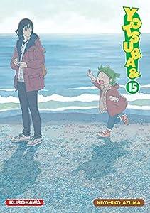 Yotsuba Edition simple Tome 15