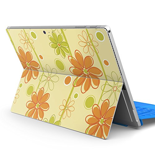 igsticker Ultra Thin Premium Protective Back Stickers Skins Universal Tablet Decal Cover for Microsoft Surface Pro 4/ Pro 2017/ Pro 6(2018 Released) 000693