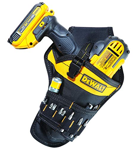DeWalt Heavy-Duty Drill Holster  $15 at Amazon