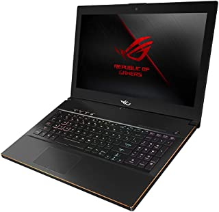ASUS ゲーミングノートパソコン ROG Zephyrus(Core i7-8750H/GTX 1060/16GB HDD1TB SSD256GB)【日本正規代理店品】GM501GM-I7G1060