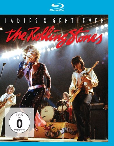 Ladies & Gentlemen:The Rolling Stones [Blu-Ray] [Import]