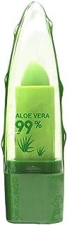 Fangfeen Aloe Rossetto cambiato Colore Lip Balm Lungo Aloe balsamo per Le Labbra Moistourizing Lasting Moistourizing Trucc...