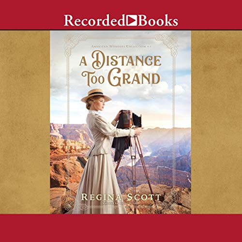 A Distance Too Grand cover art