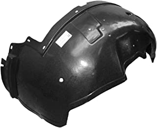 KA LEGEND Front Passenger Right Side Fender Liner Inner Panel Splash Guard Shield for Chevy/GMC/Cadillac 99-07 15095669 GM1247110