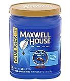 Maxwell House Ground Coffee, Orginal Roast (48 oz.) free Teaspoons, 2 Pack