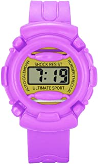 Godagoda Student Watch Outdoor Sport Plastic Waterproof Digital Watches for Boys and Girls