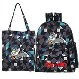Amacigana Mochila escolar Tom and Jerry C de 3 piezas, mochila para niños y niñas, gran capacidad, mochila escolar con dibujos animados, A07, small,