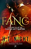 Fang: A Paranormal Mystery Novel (J.R. Rain's Vampire for Hire World Book 2)