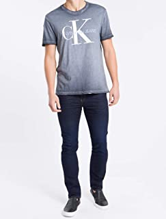 Camiseta Logo grande, Calvin Klein, Masculino