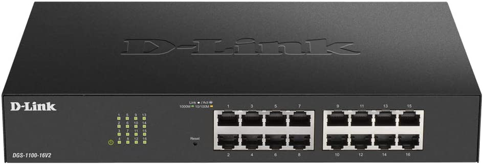 D-Link Challenge the shopping lowest price Ethernet Switch 24 Port Managed Gigabit Easy Smart Switc