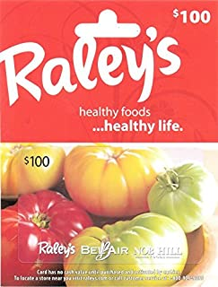 Raley's Gift Card
