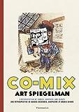 Co-mix - Une rétrospective de bandes dessinées, graphisme et débris divers