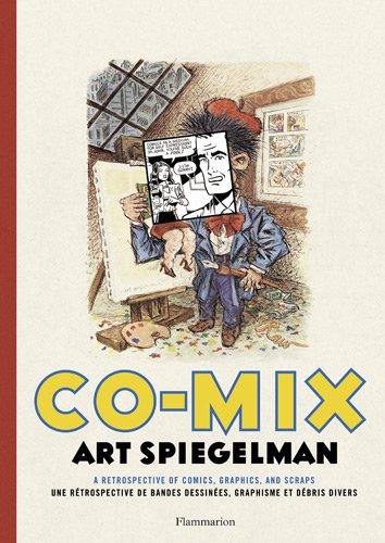 Co-mix : Une rétrospective de bandes dessinées, graphisme et débris divers