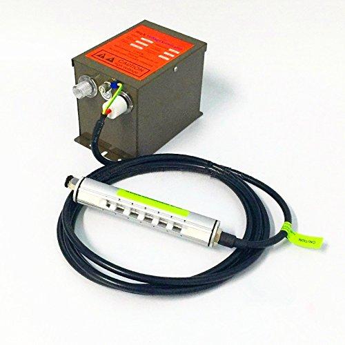 MXBAOHENG 220 V ~ 230 V/50 Hz (Special : 110 ~ 120 V/60 Hz) 7.0 KV 10 m/Sec Longueur 700 mm * 760 mm Antistatique ION Barre pour Machine d'impression