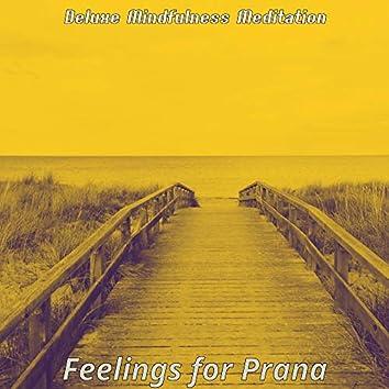 Feelings for Prana