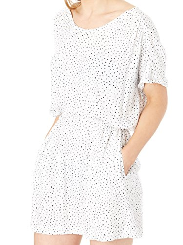 Volcom Mix A Lot Robe Femme, Star White, FR : S (Taille Fabricant : S)