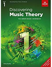 Discovering Music Theory, The ABRSM Grade 1 Workbook (Theory workbooks (ABRSM))