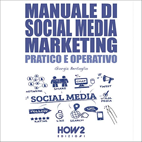Manuale di social media marketing copertina