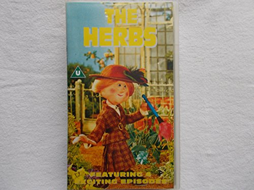 The Herbs: The Chives Catch Colds/Pashana Bedhi the Snake Charmer/Miss Jessop Tidies Up/Parsley and the Circus Lion [VHS]