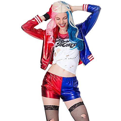 51qaFl6mjyL Harley Quinn Jackets