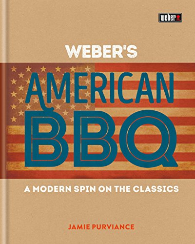 Weber's American Barbecue (English Edition)