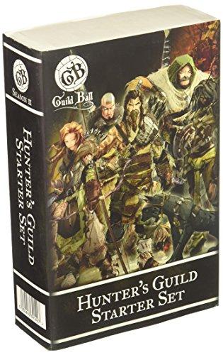 Preisvergleich Produktbild Steamforged Games Gilde Ball Hunter Starter-Set