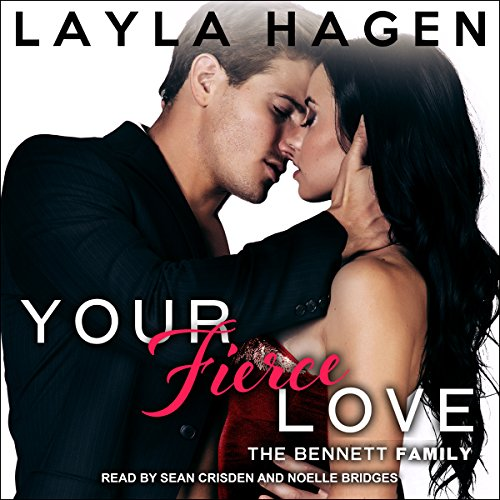 Your Fierce Love audiobook cover art