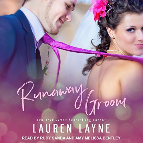 Runaway Groom audiobook cover art