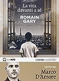 La vita davanti a sé letto da Marco D'Amore. Audiolibro. CD Audio formato MP3 (Bestsellers)