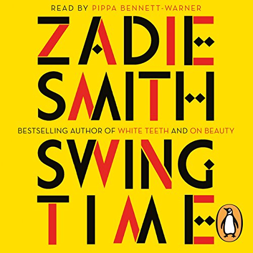Couverture de Swing Time