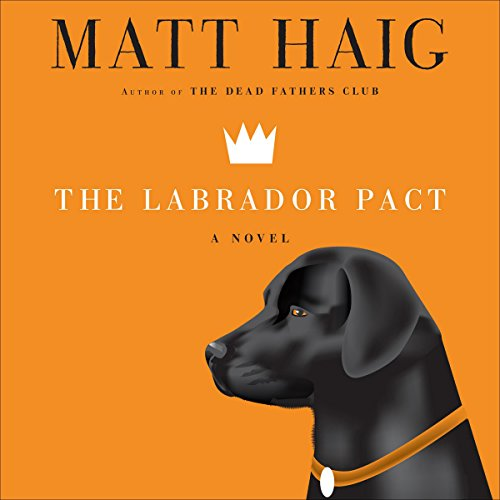 The Labrador Pact audiobook cover art