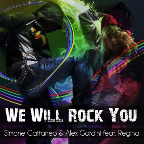 Simone Cattaneo & Alex Gardini feat. Regina