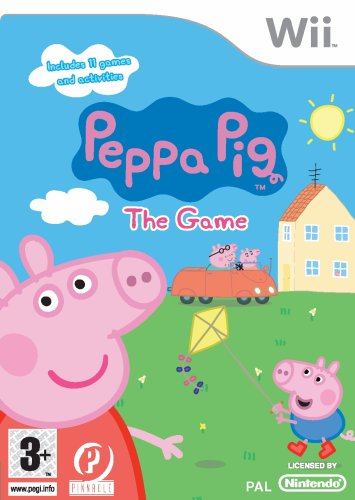 Peppa Pig: The Game (Wii) [Importación inglesa]