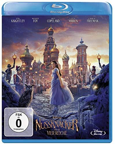 Der Nussknacker und die vier Reiche [Blu-ray]