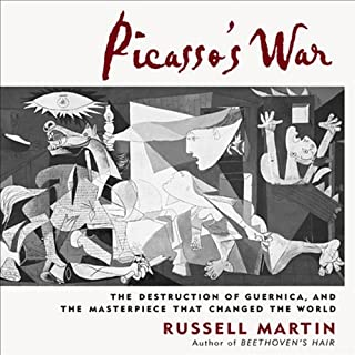 Picasso's War cover art