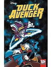 DUCK AVENGER NEW ADVENTURES 01