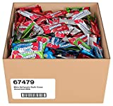 Airheads Candy Mini Bars, Bulk Box, Individually Wrapped Assorted Flavors, Non Melting, Party, 25 Pounds