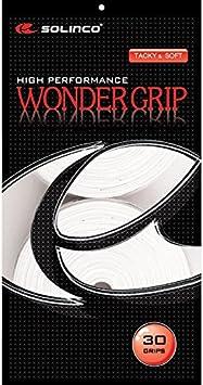 Solinco Over Grip Wonder Grip de 12/Unidades Color Blanco S de WG de 12 One Size