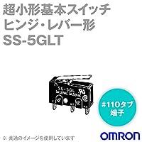 オムロン(OMRON) SS-5GLT 形SS超小形基本スイッチ (ヒンジ・レバー形) (高耐久性) NN