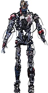 Hot Toys Movie Masterpiece Ultron Mark 1 Avengers Age of Ultron 1/6 Sixth Scale Acion Figure